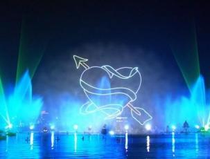 水幕激光案例展示